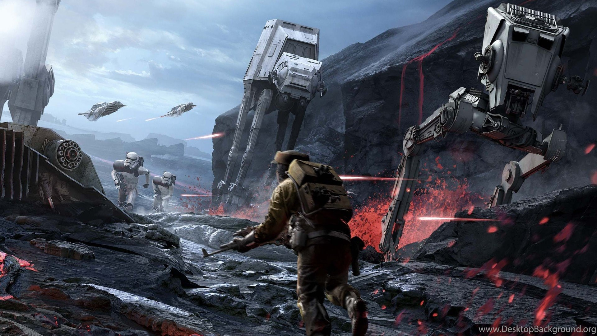 Star Wars Battlefront Wallpapers Free Full Hd Wallpapers For