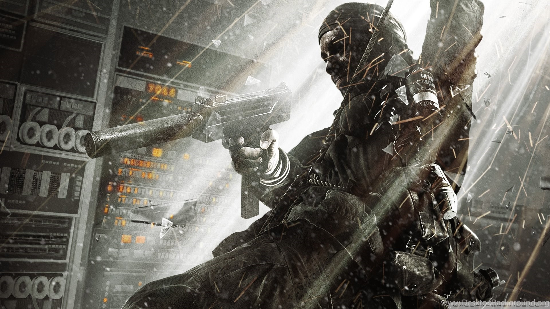 Call Of Duty Black Ops 2 Wallpaper 1920 X 1080: Call Of Duty Black Ops 4 Wallpapers 1920x1080 Desktop