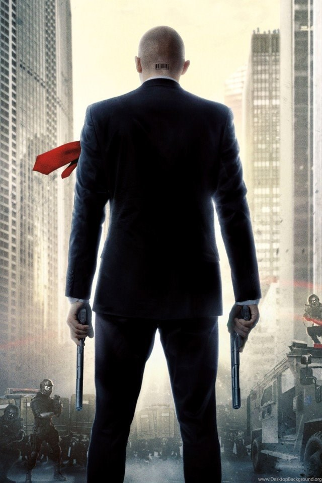 Hitman Agent 47 Movie Poster Wallpapers Hd 3 Desktop Background