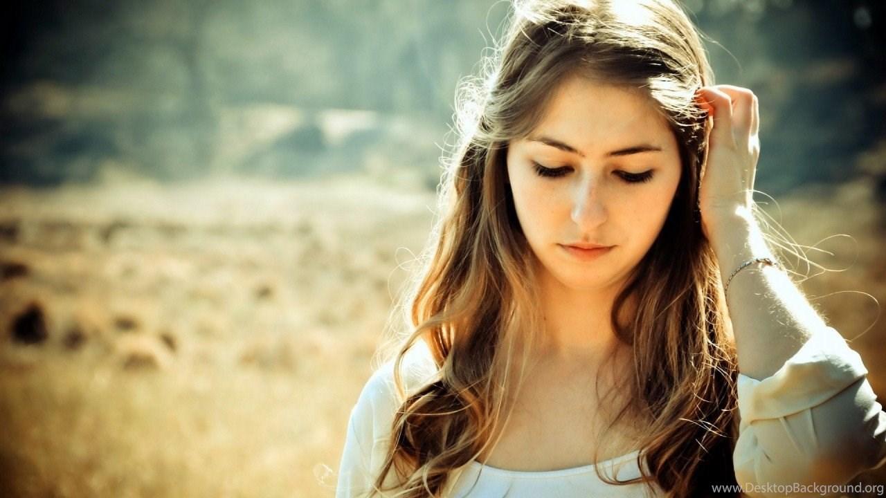 nice girls desktop backgrounds: beautiful girl hdq desktop background