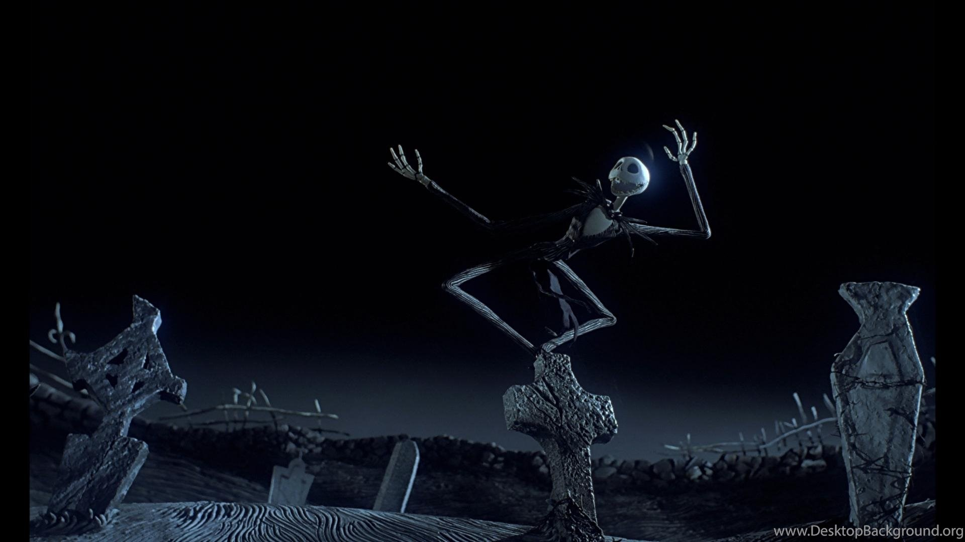 Nightmare Before Christmas Hd Wallpapers Desktop Background