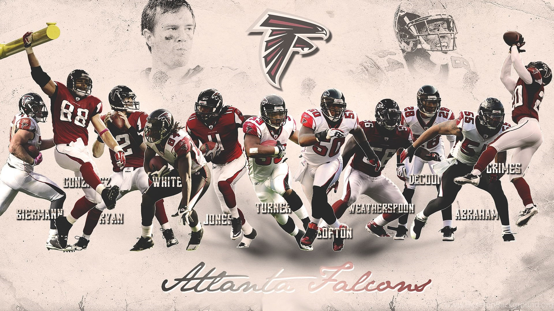 Atlanta Falcons Wallpapers Free Download Desktop Background