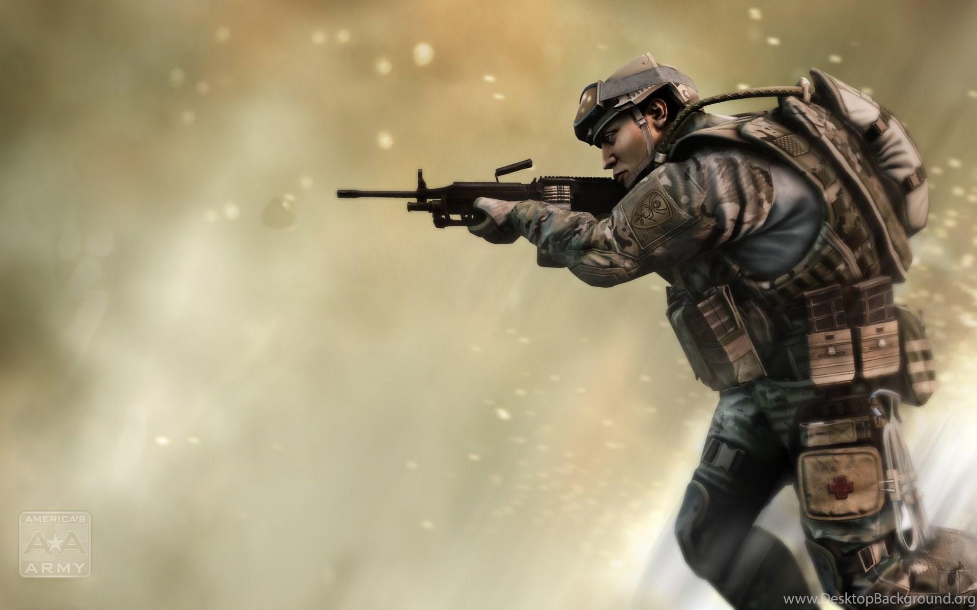 Hd War Soldier Army Desktop Wallpapers Full Size Hirewallpapers 12550 Desktop Background