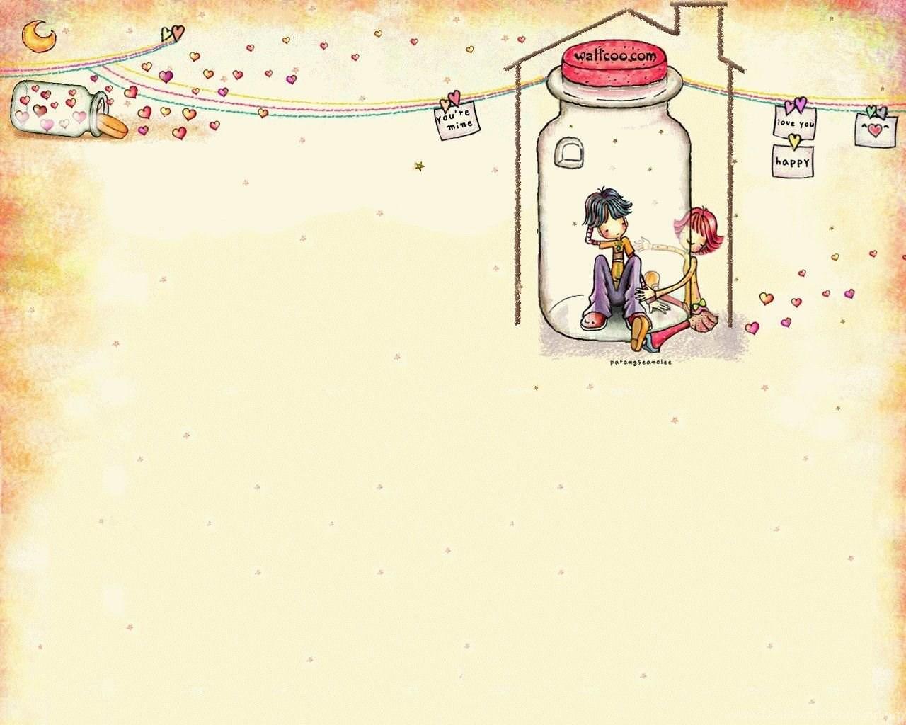 Cute Korean Backgrounds Wallpapers Cave Desktop Background