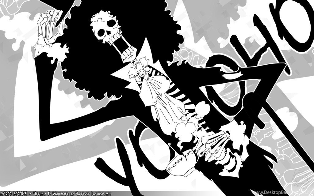 Amazing Brook One Piece Wallpapers Desktop Background