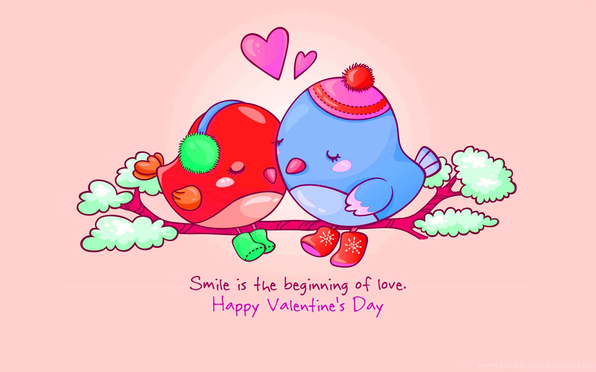 Valentine Day Greetings With Cute Love Hd Wallpapers Desktop Background