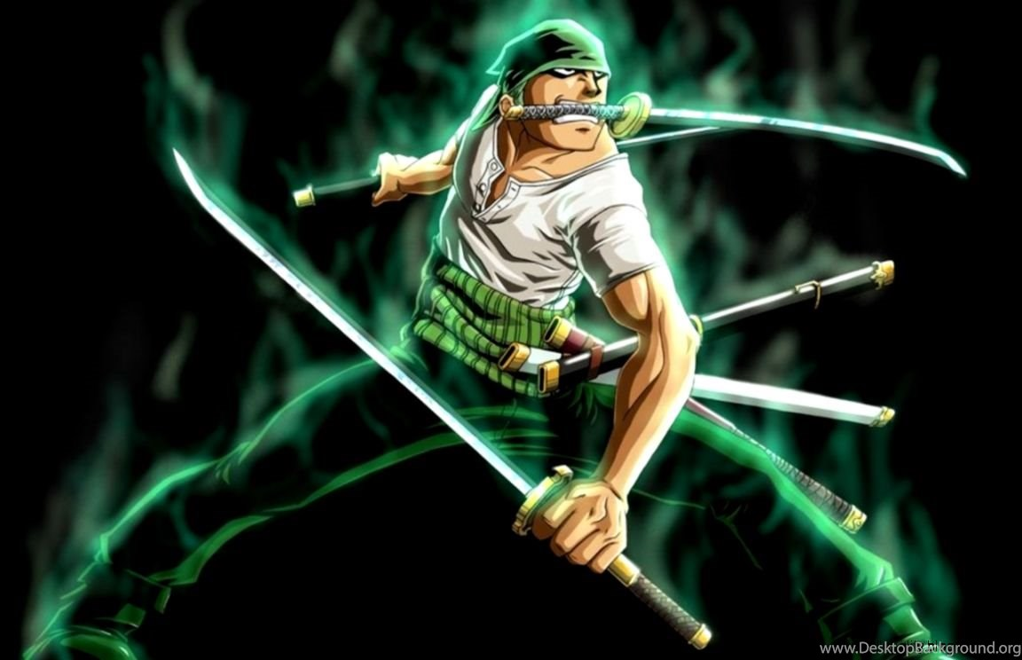 Roronoa zoro one piece wallpapers wallpapers desktop background - One piece logo zoro ...