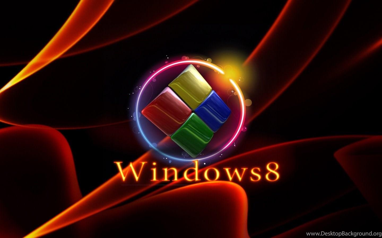 windows 8 wallpapers circle logo desktop background