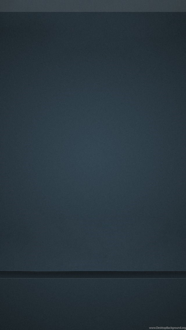 Clean Blue Gray Homescreen Iphone 5 Wallpapers Ipod Wallpapers Hd