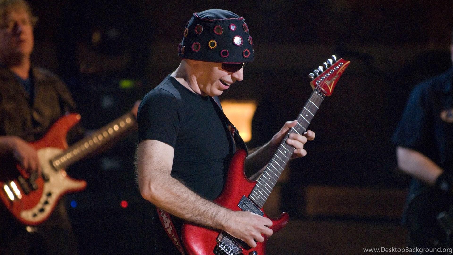 JOE SATRIANI Instrumental Rock Hard Heavy Metal Guitar