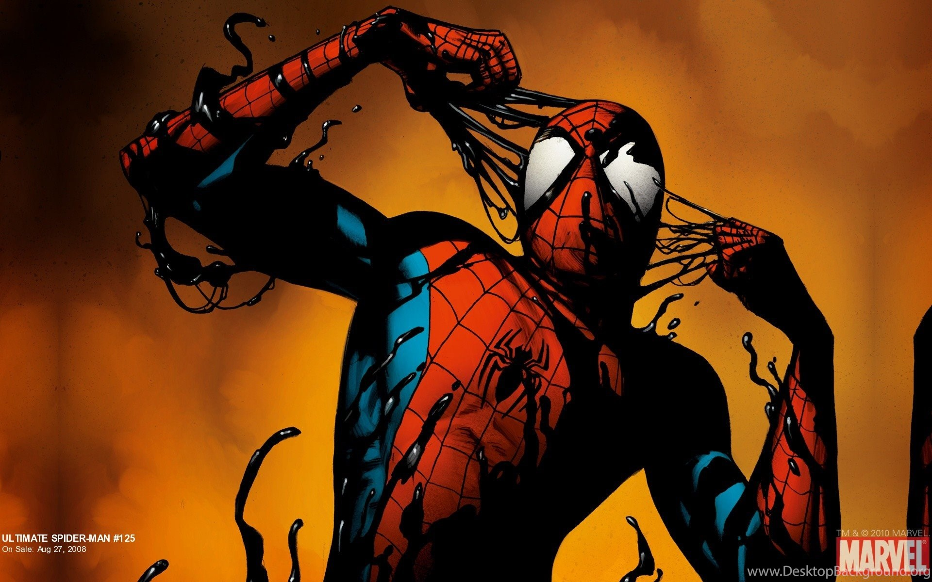 Spiderman Comic Wallpapers Hd Desktop Background