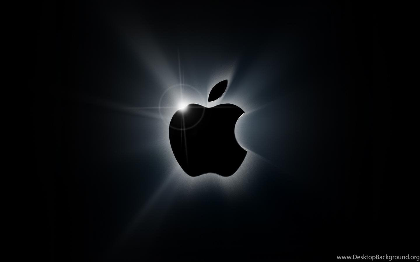 apple laptop 3d logo hd wallpapers desktop background