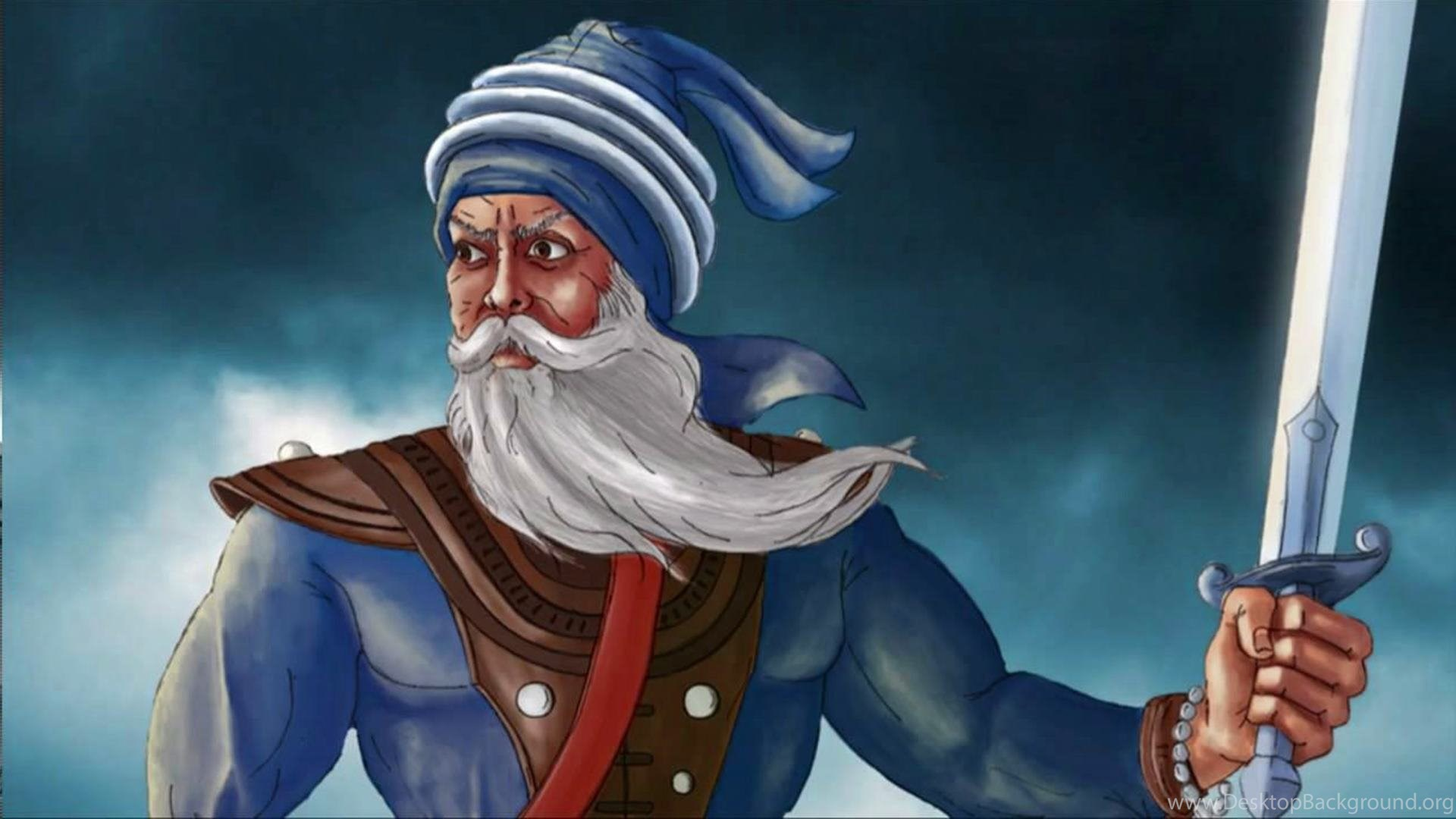 Shaheed Baba Deep Singh Ji Wallpapers Desktop Background