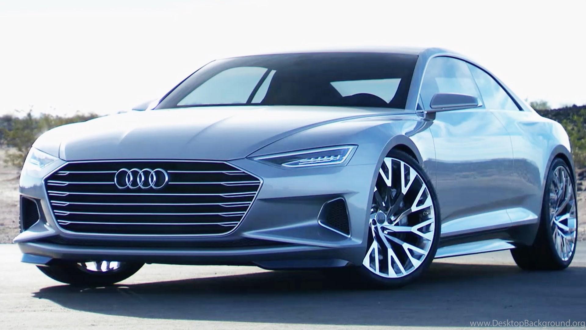 Audi A9 Johnywheels Desktop Background