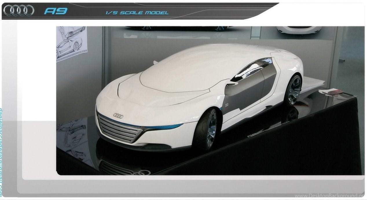 Audi A Spyder Image Desktop Background - Audi a10