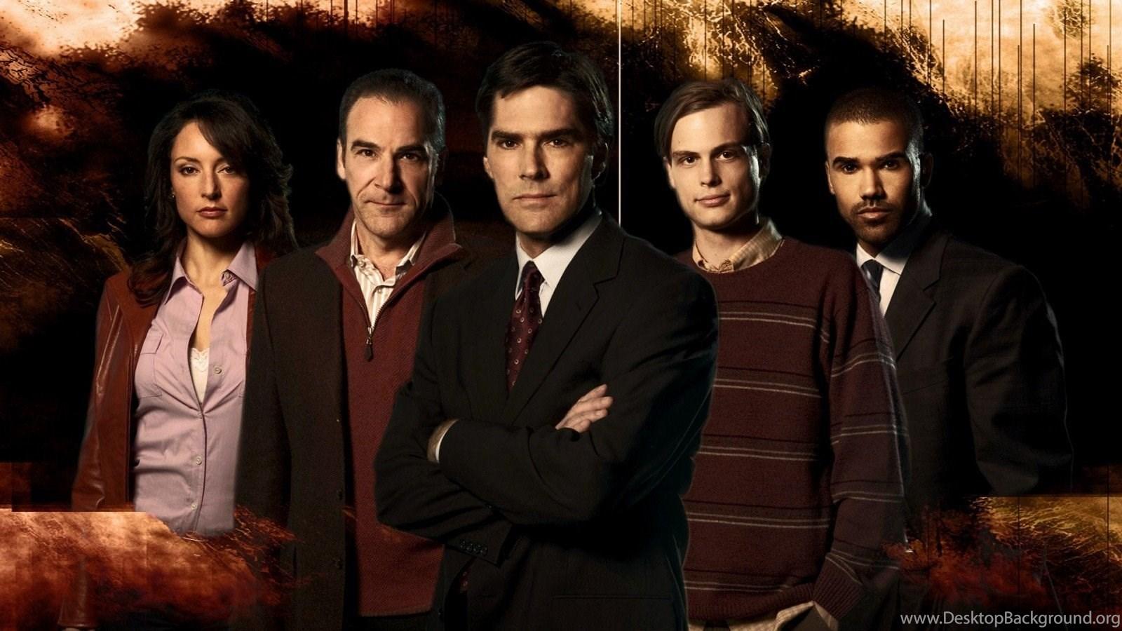 Criminal Minds Criminal Minds Wallpapers (11747070) Fanpop ...