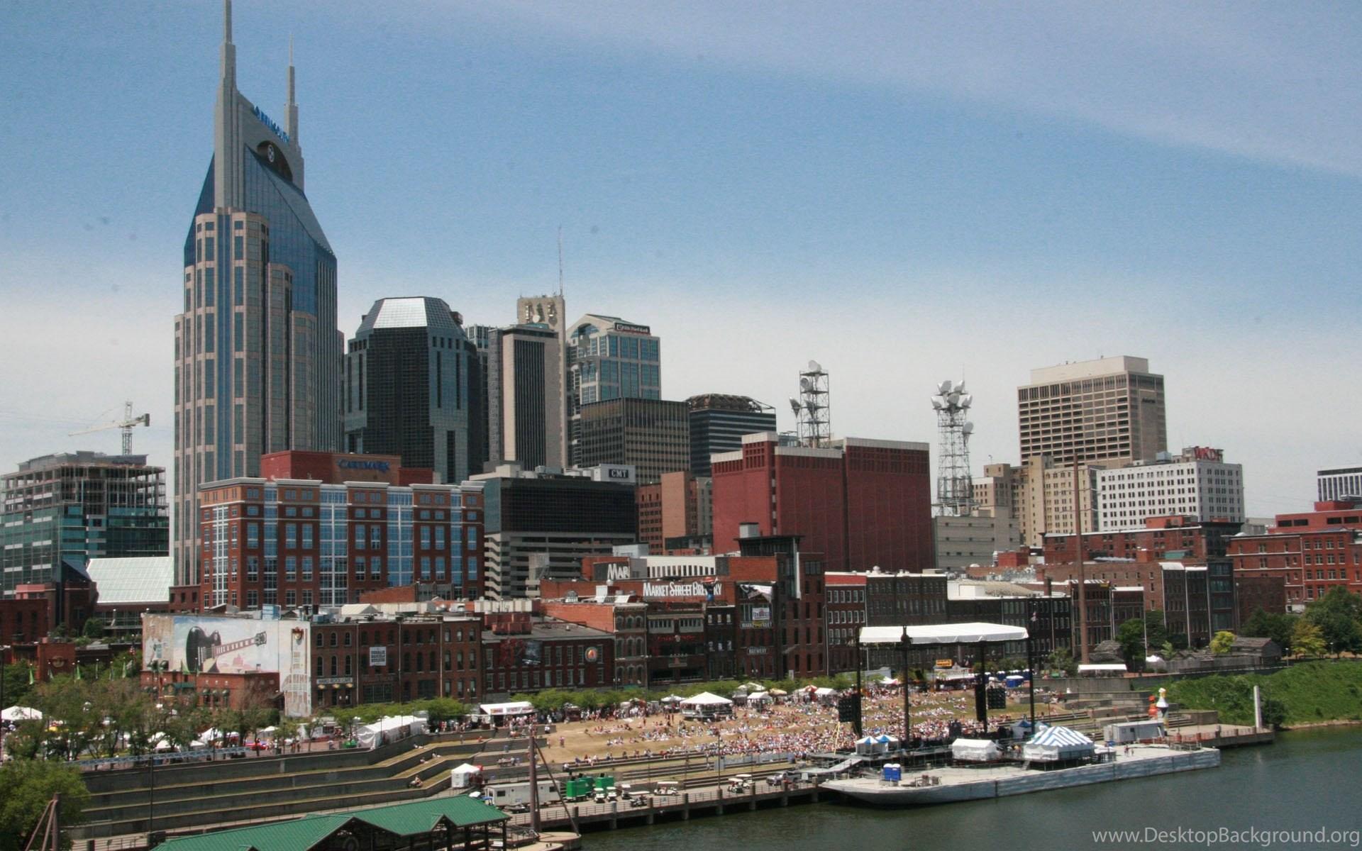 Music City Nashville Tn Desktop Background