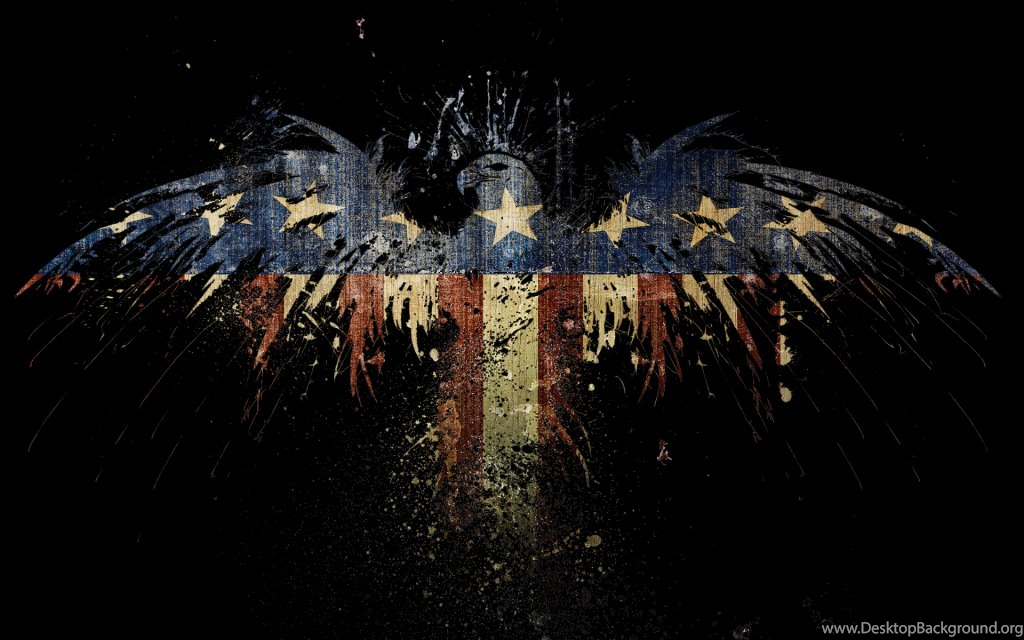 Eagle American Flag Wallpapers Gallery Wallpapers For All Desktop