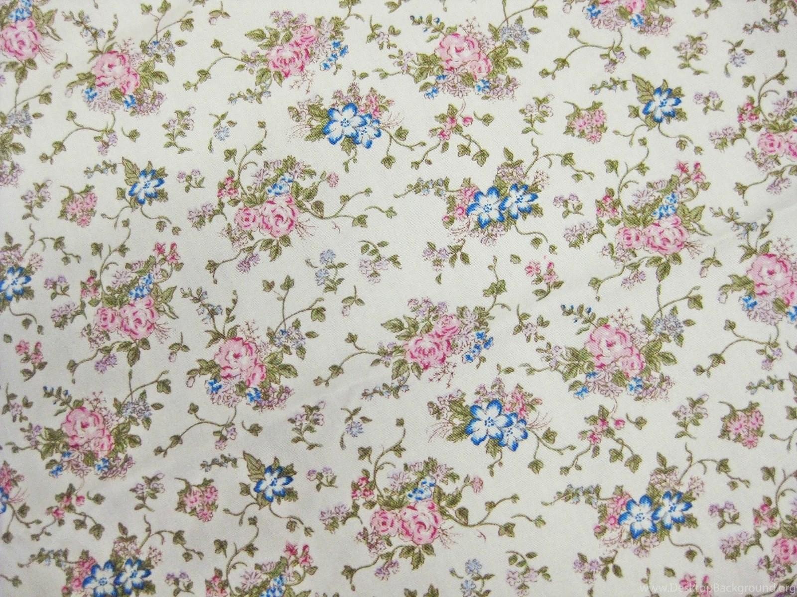 Vintage Floral Print Tumblr Backgrounds Desktop Background