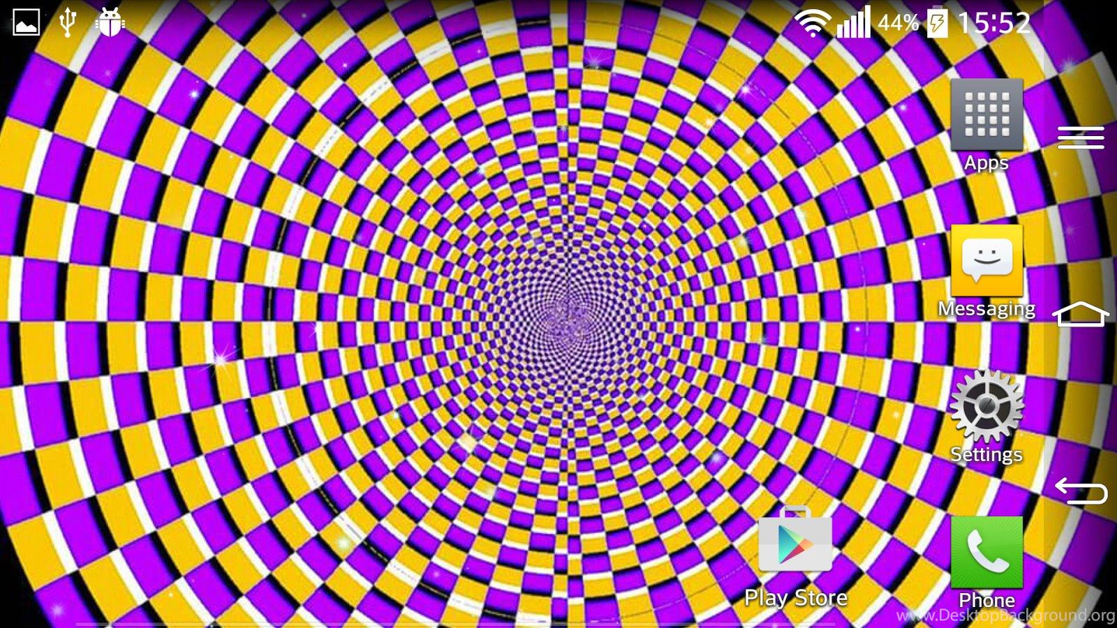 Иллюзии обман зрения как сделать
