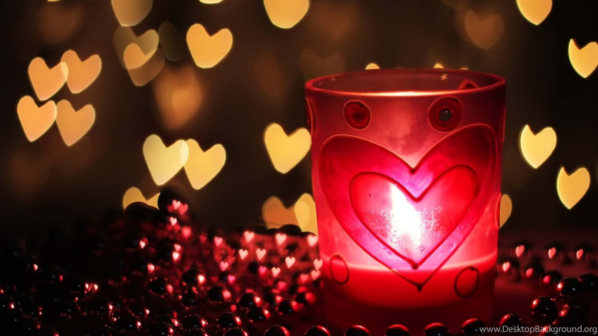 Candle Love Wallpapers Full Pc Desktop Background