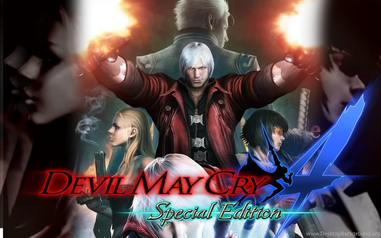Aos Thoughts Devil May Cry 4 Special Edition Trailer 5 Playable
