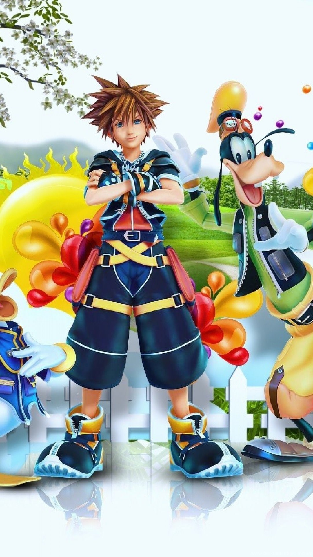 Kingdom Hearts Iphone Wallpapers For Iphone 6 Plus Desktop Background