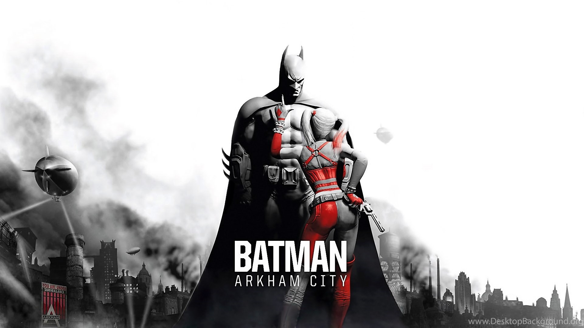 Download The Batman And Harley Quinn Wallpaper Batman And Harley