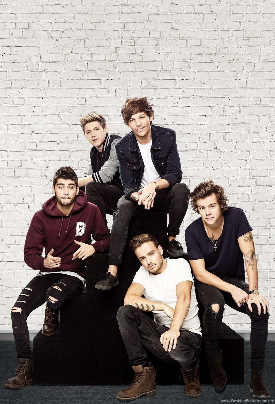 One direction phone wallpapers wallpapers zone desktop background voltagebd Image collections