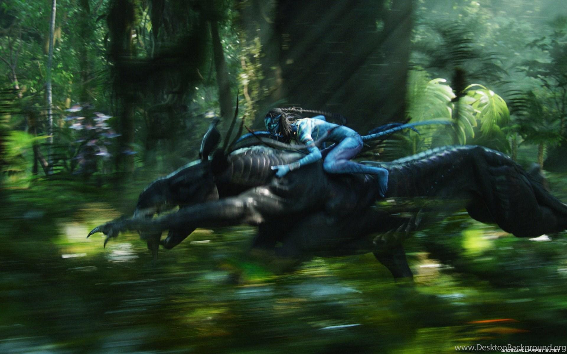 Avatar 2009 Movie 3d Hd Wallpapers Desktop Background