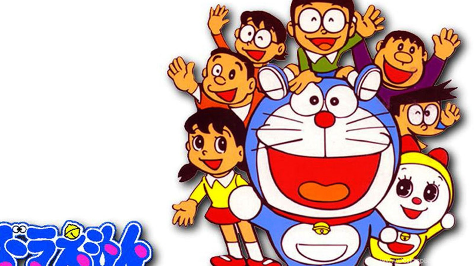 Doraemon Desktop Wallpapers Wallpapers