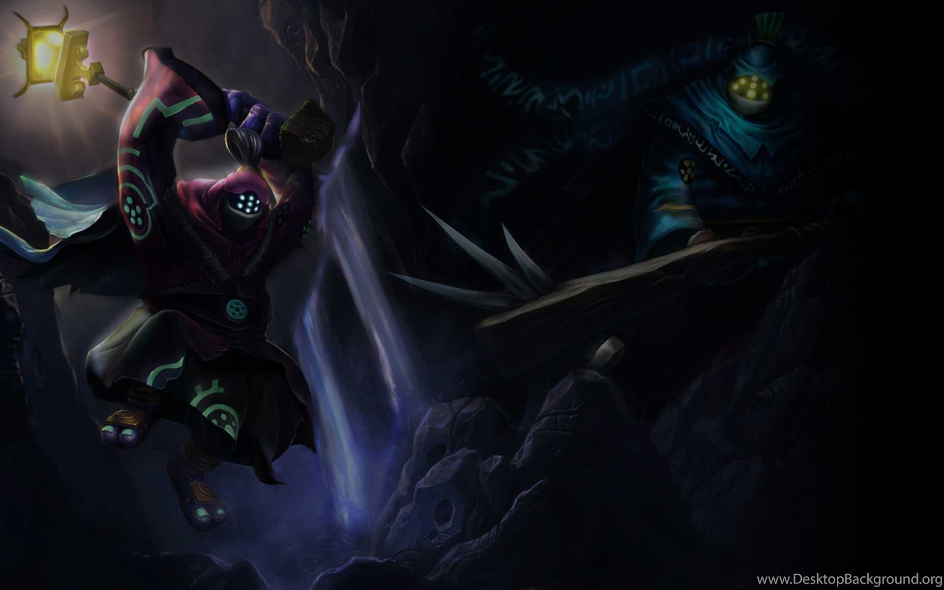 Free Wallpapers Jax League Of Legends Wallpapers Desktop Background