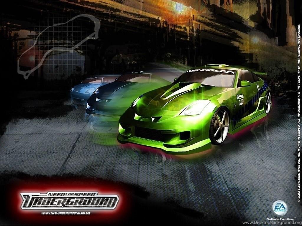 Wallpapers Need For Speed Underground 2 Desktop Background