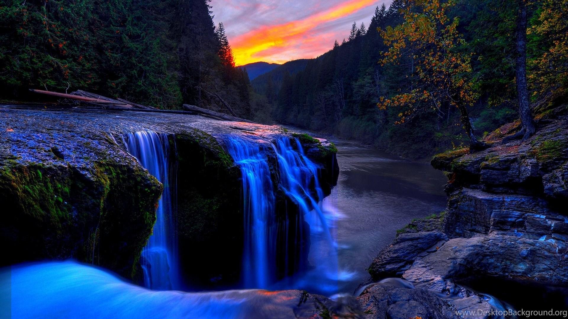 Beautiful Waterfall Hd Wallpapers Nature Wallpapers ...