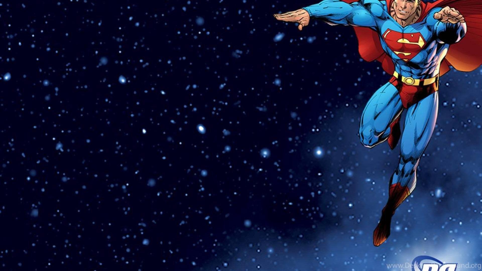 Dc Comics Superman Wallpapers 2 Desktop Background