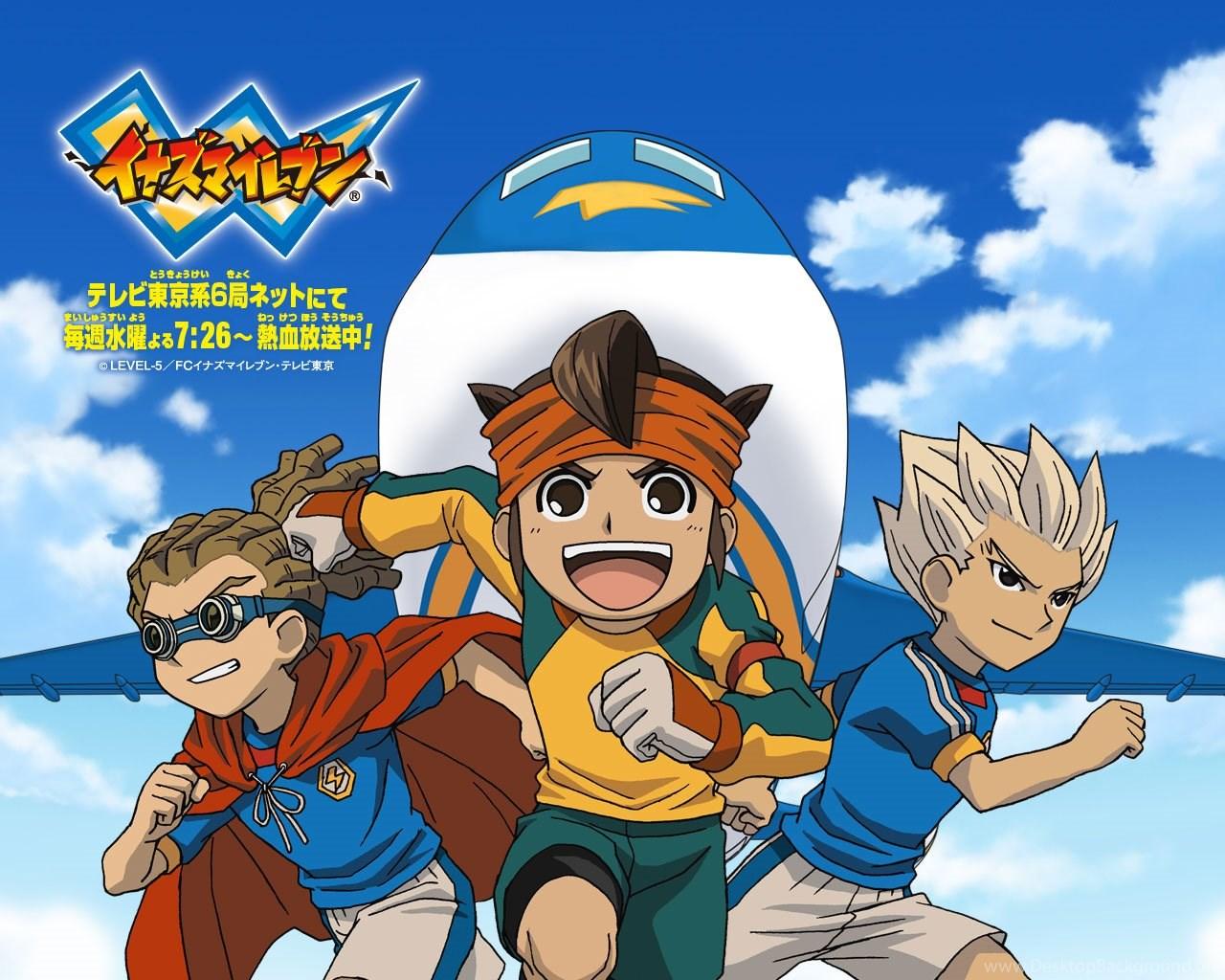 Inazuma Eleven Anime Wallpapers 37029272 Fanpop Desktop Background