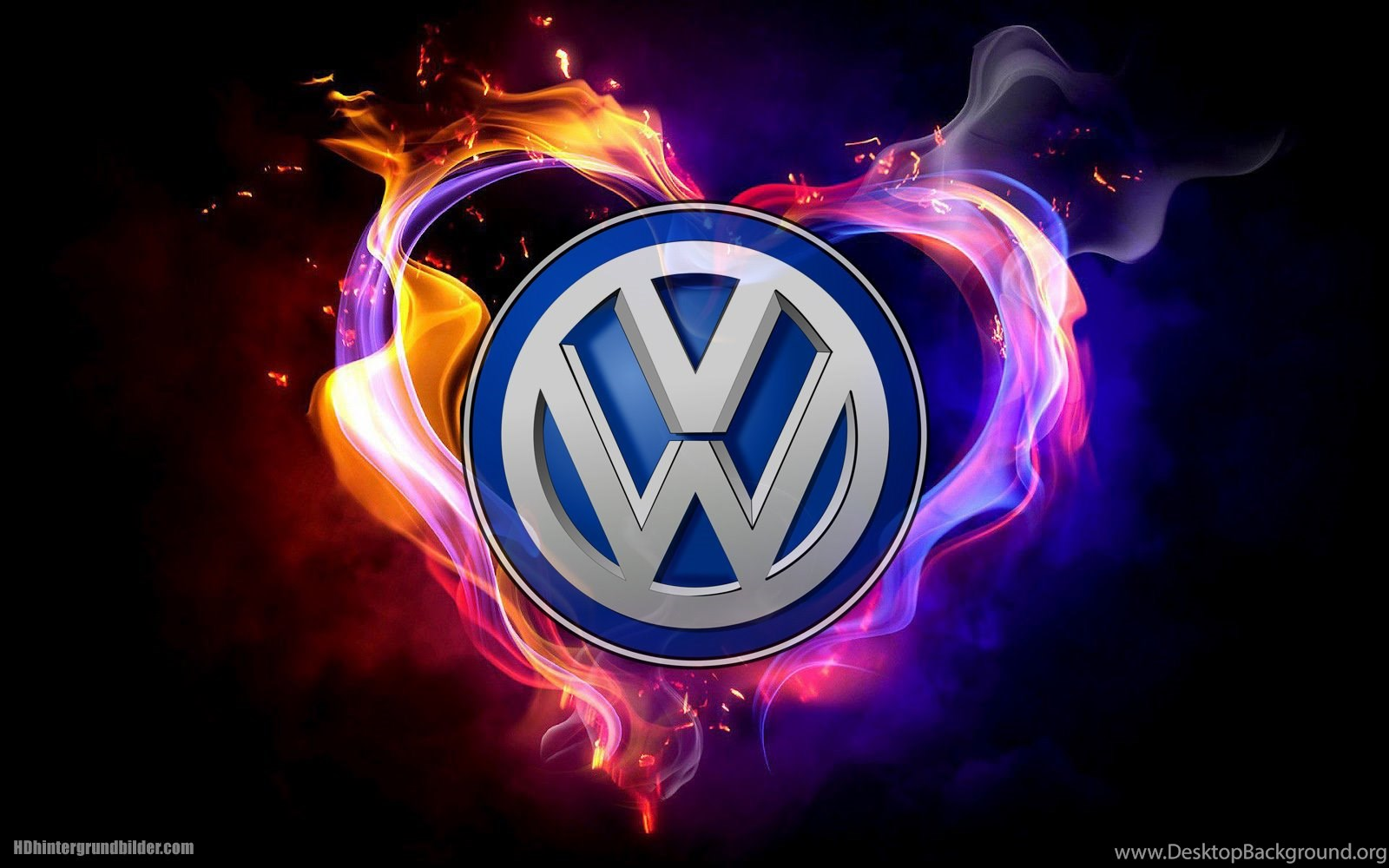Logo VW Wallpapers Desktop Background