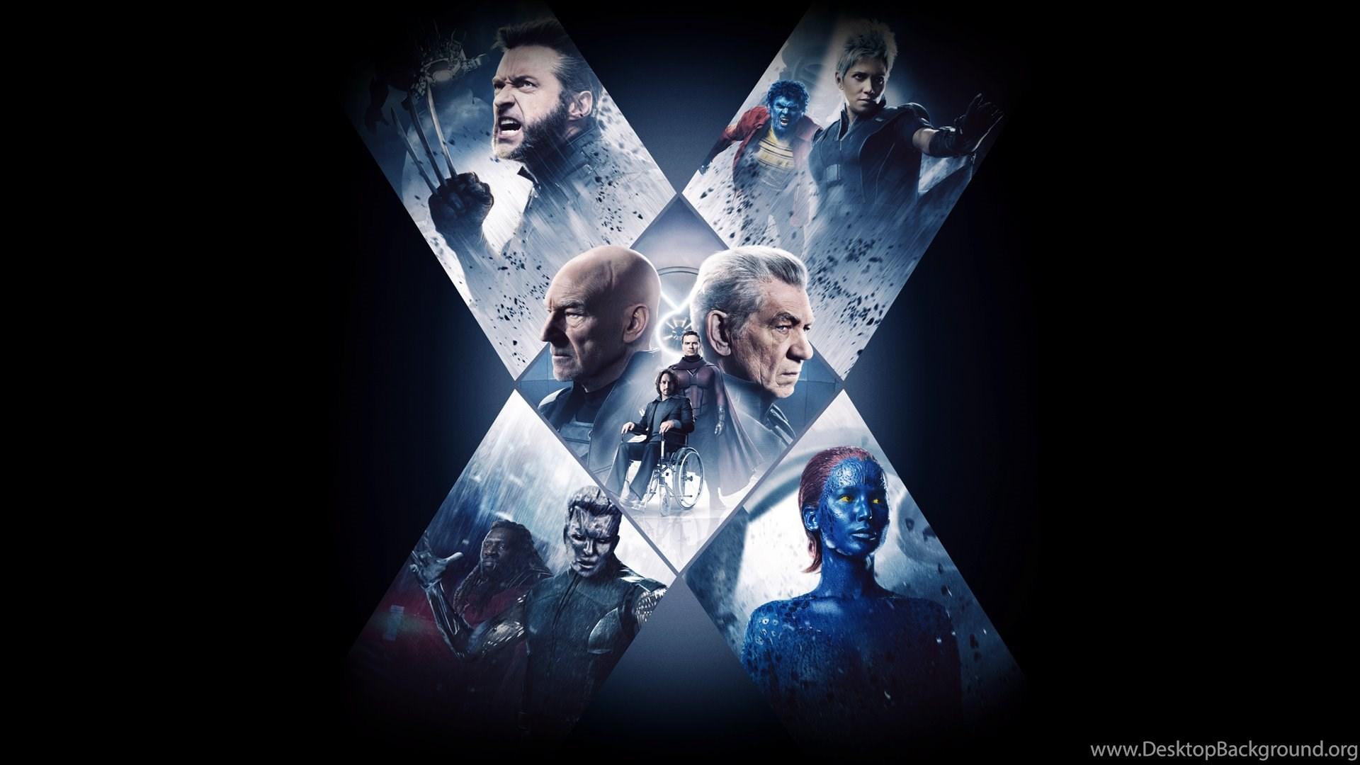 X Men 2014 Days Of Future Past Wallpapers Hd Desktop Background