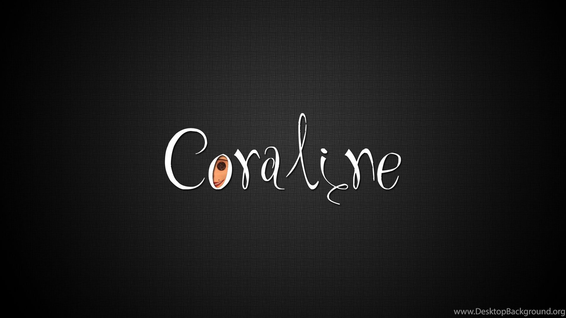 Top Coraline Movie I Hd Wallpapers Desktop Background