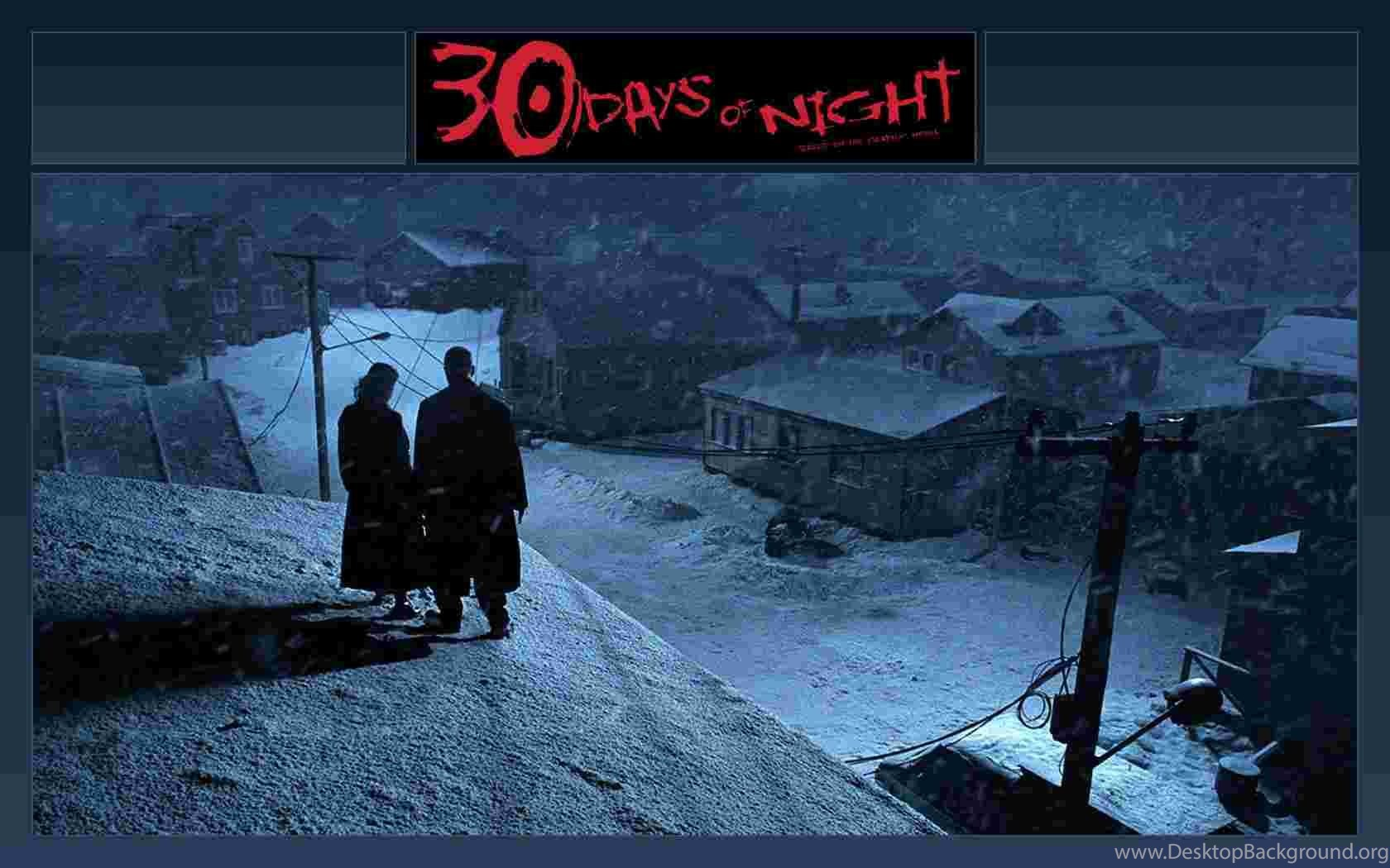 30 Days Of Night Wallpapers Desktop Background