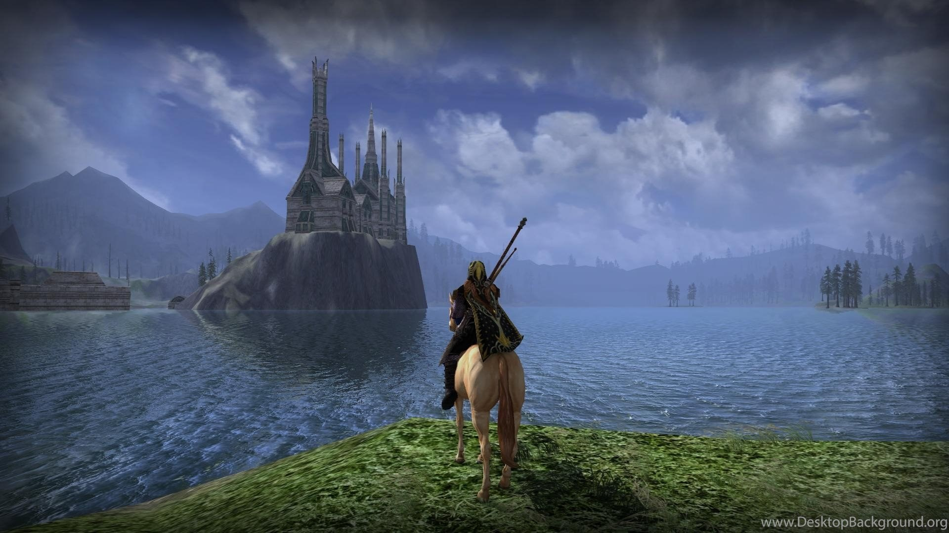 Lotro Scenery Mmorpg Com Lord Of The Rings Online Galleries