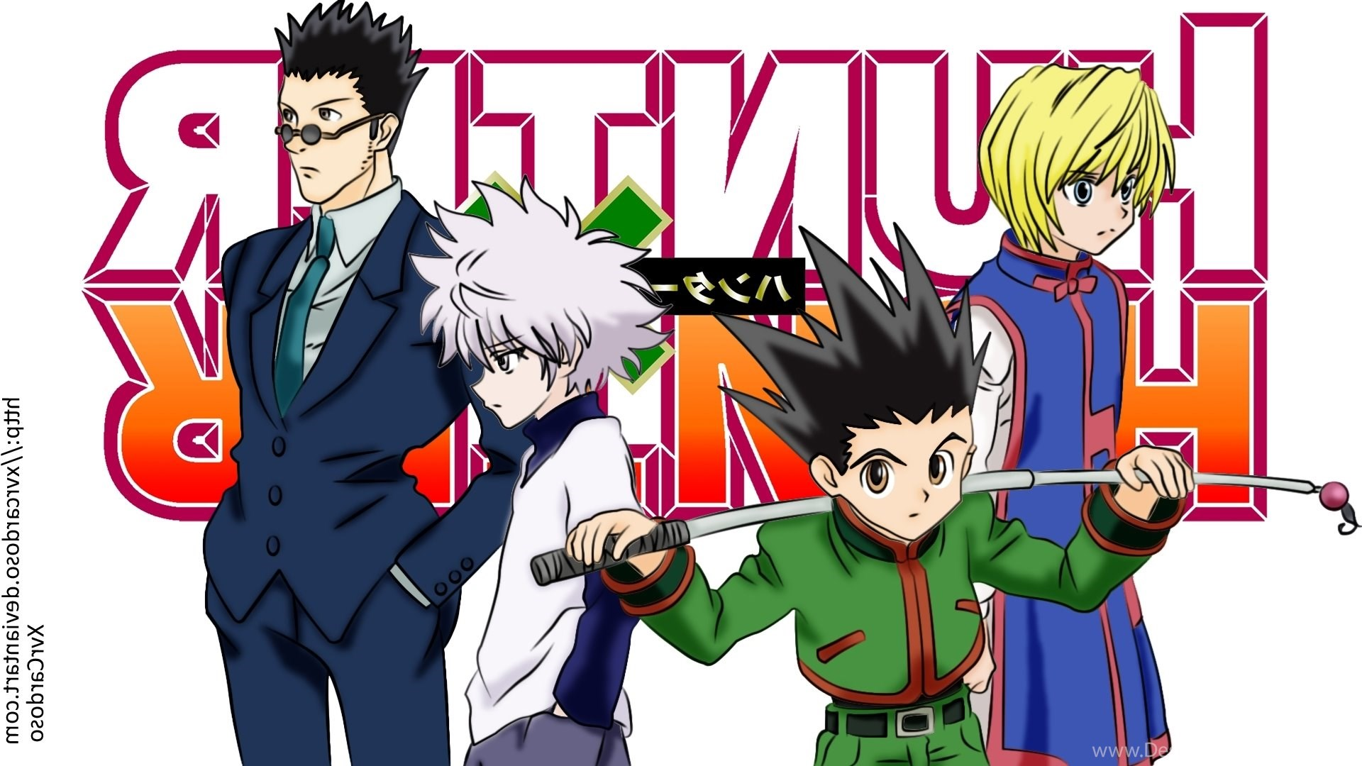 Tag Hunter X Wallpapers Phantom Troupe WALLPAPER HD Desktop