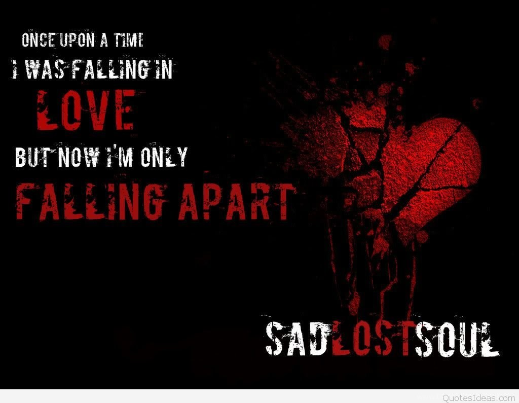 Broken Heart Sad Quotes With Pictures And Wallpapers Hd Desktop