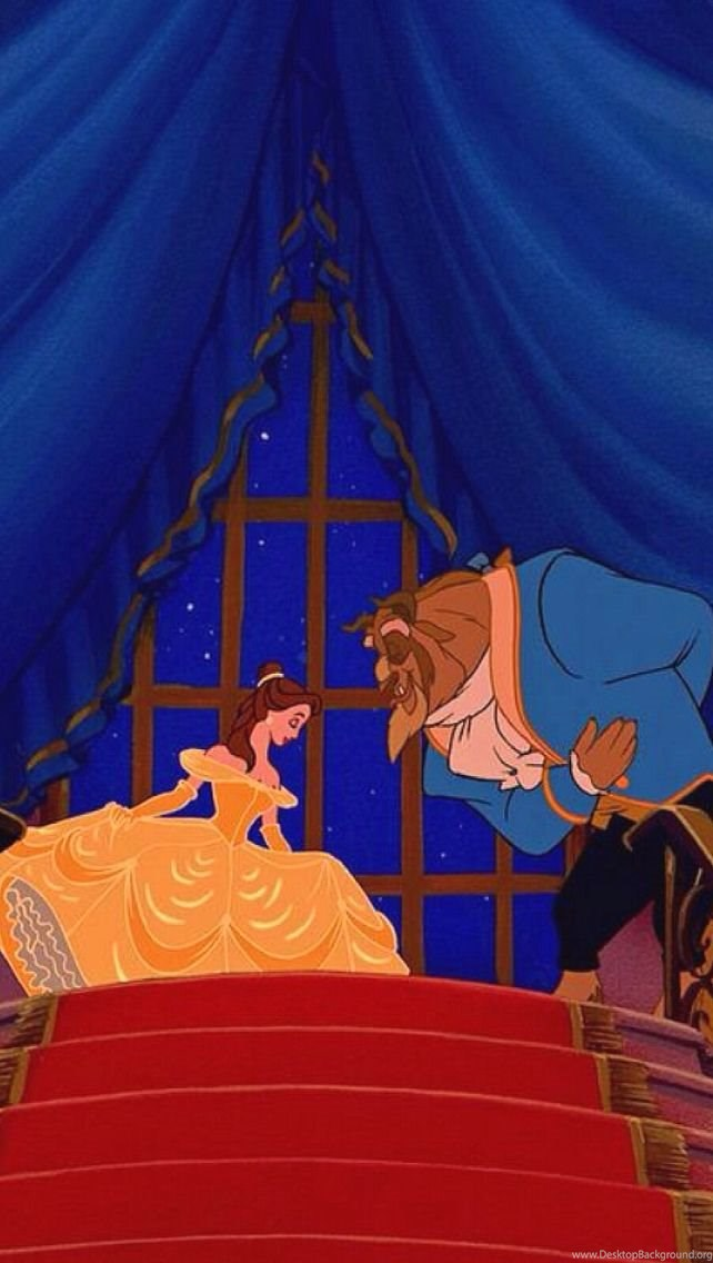 Beauty And The Beast Iphone Pics 9828 Hd Wallpapers Site Desktop Background