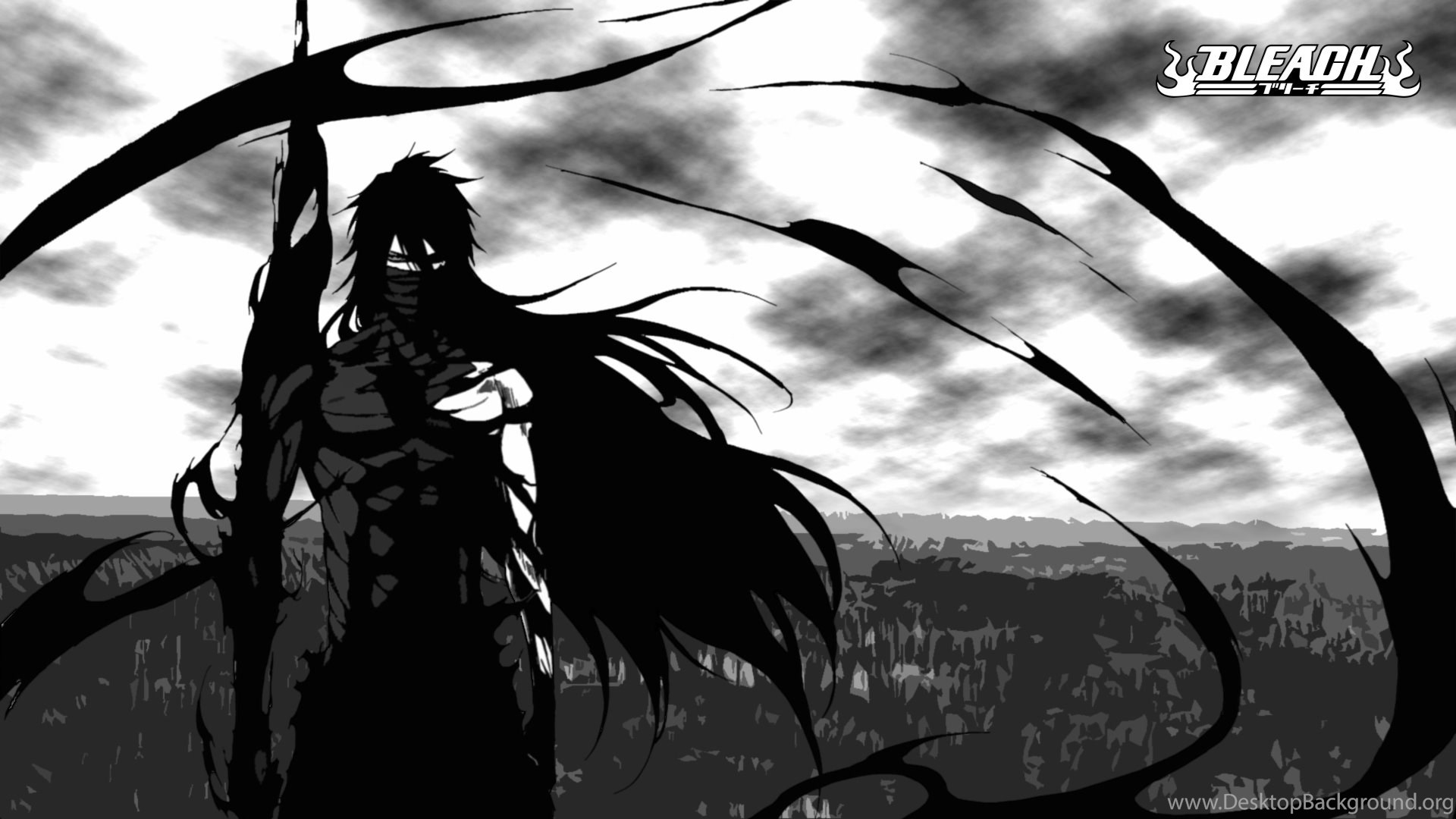 1920x1080 black and white wallpapers bleach wallpapers hd anime