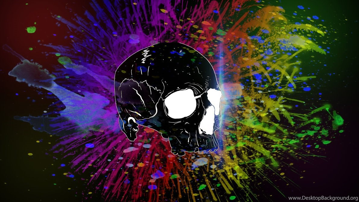 skull wallpapers cool high definition fullwidehd com desktop background