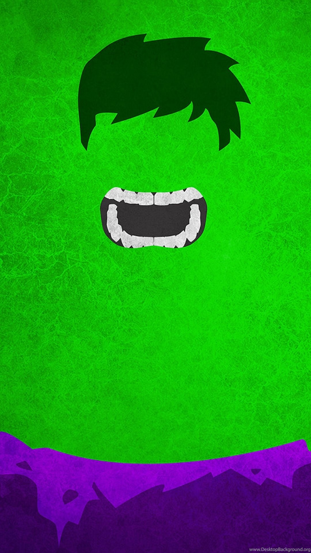 Asus Zenfone 2 Wallpaper: The Hulk Mobile Android Wallpapers