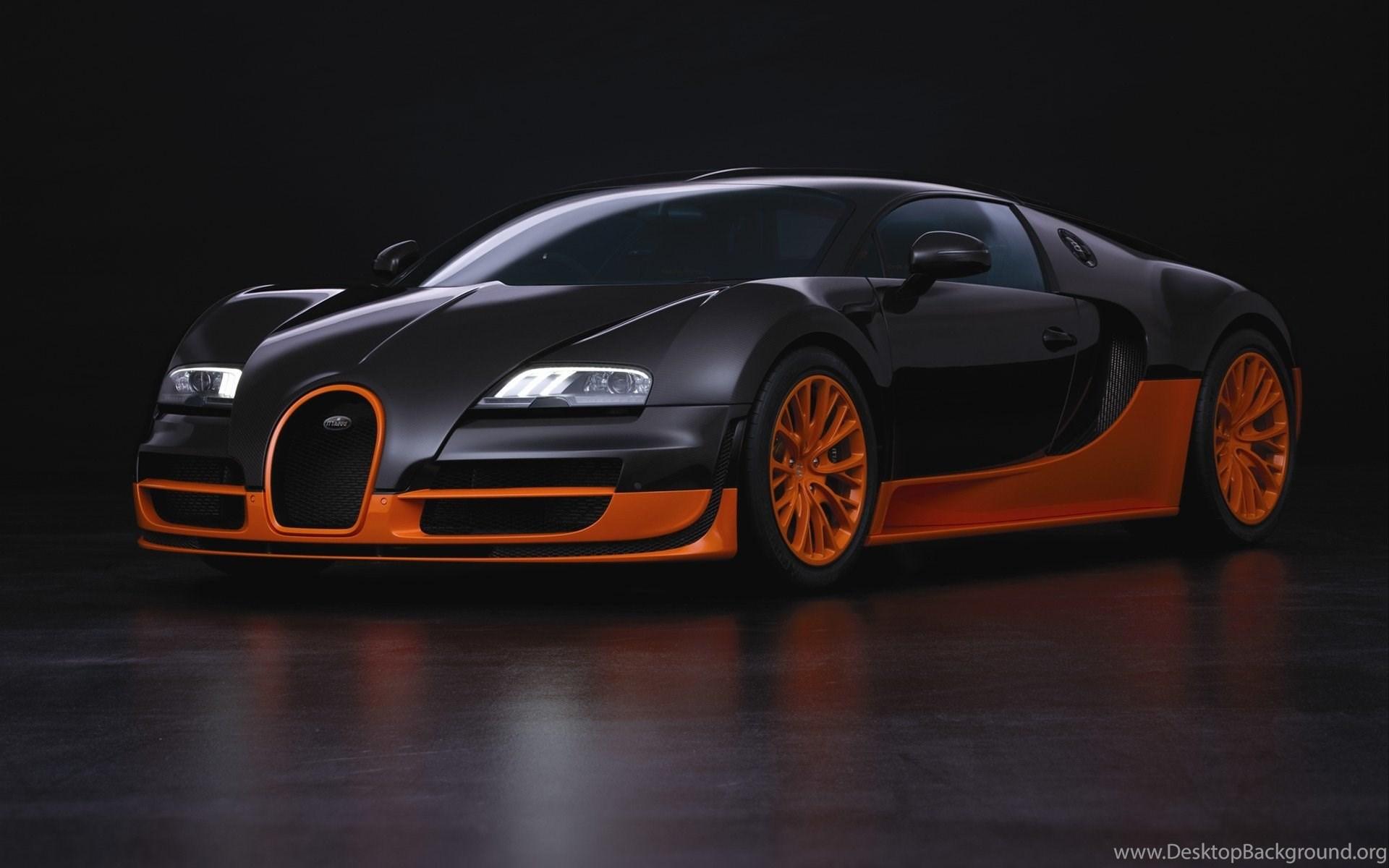 Bugatti Veyron Super Sport Purple Wallpaper Desktop Background