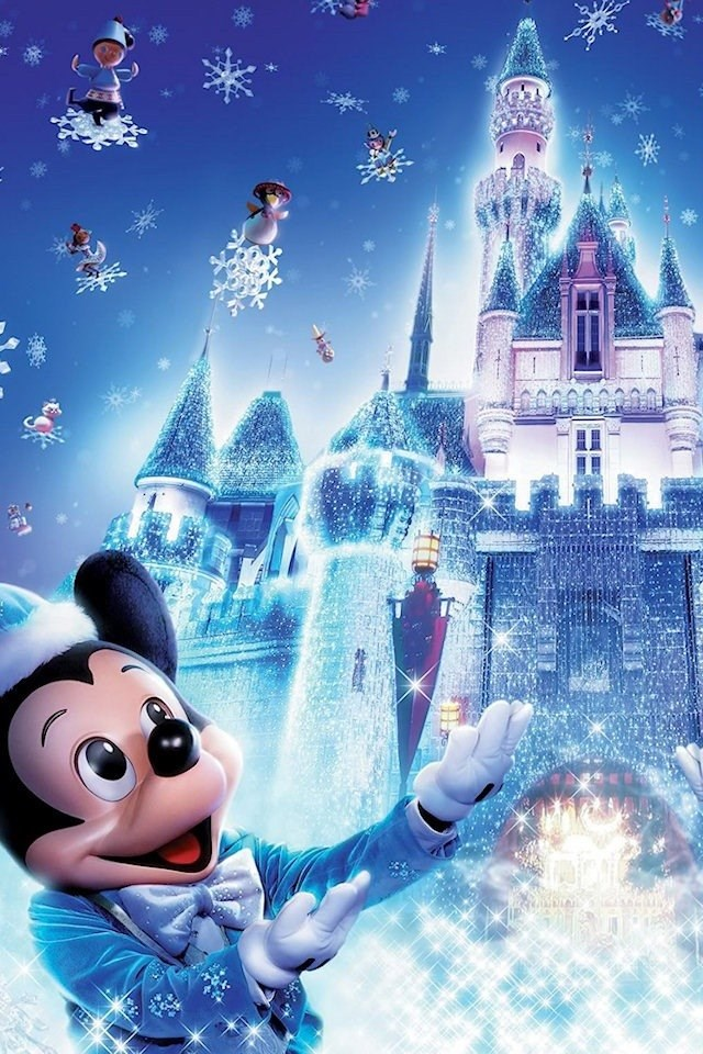 Disney Christmas Wallpapers For Iphone Desktop Background