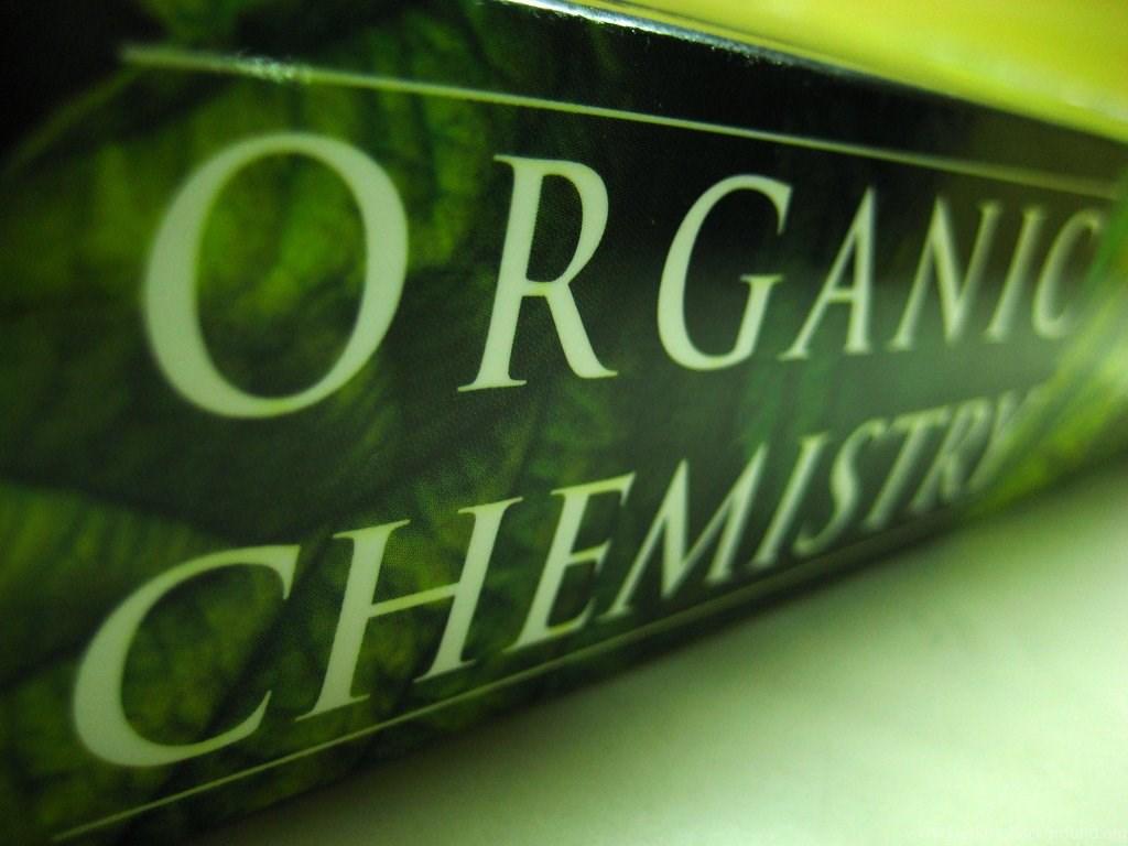 Organic Chemistry Backgrounds Desktop Background